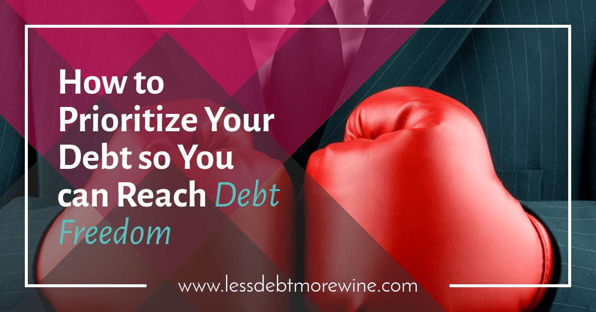 How to strategically use your money to pay off debt. Prioritize your debt with the method or combination of methods that works best for you.