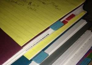 If binders are more your thing to stay organized, this post is great for helping you keep your finances organized.