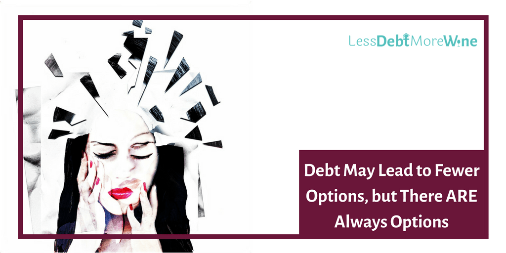 Don't let debt end a life, there are always other options.