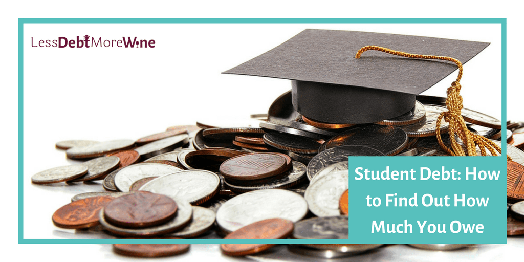 Student Debt: How to Find Out How Much You Owe