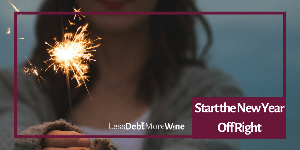 Join the FREE $1k debt challenge to kick of the new year with a bang!