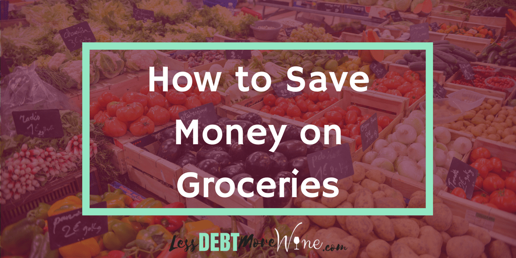 save money on groceries   shopping  save money
