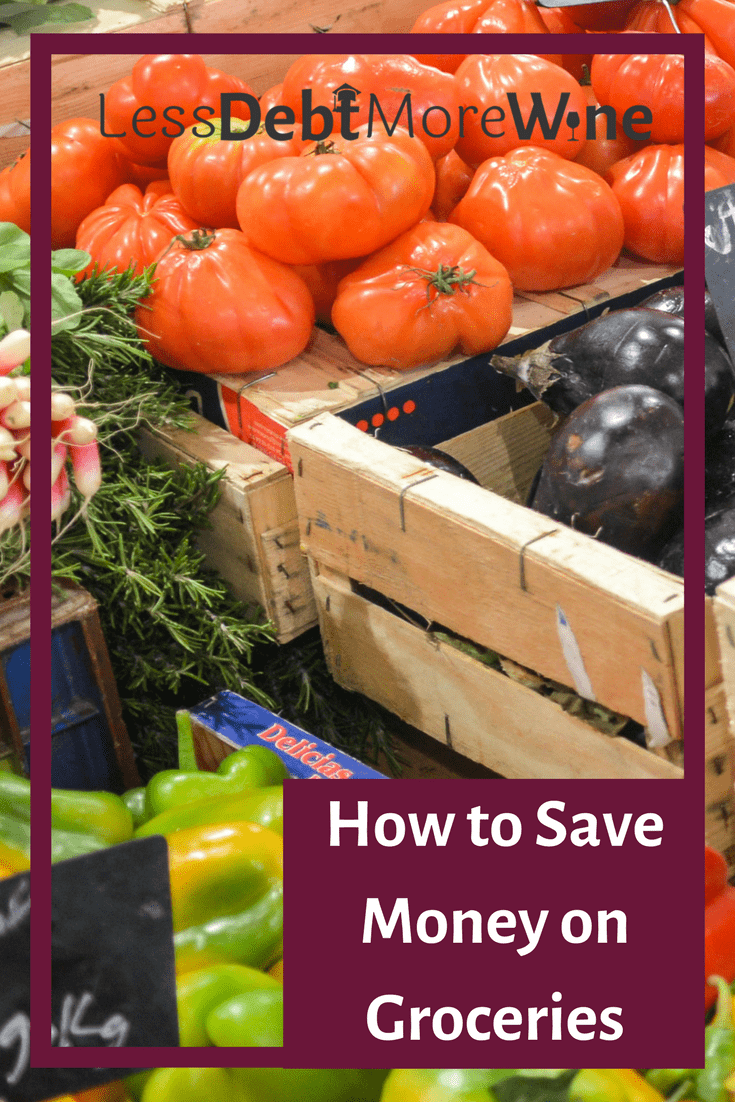 One of my biggest variable costs each month is how much money I spend on food. Here is how to save money on groceries without going full on couponing.
