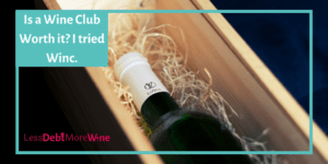 wine club | winc | save money | monthly subscriptions