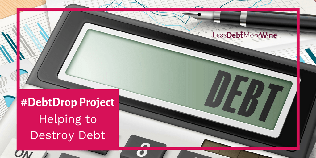 #debtdrop | personal finance | payoff debt
