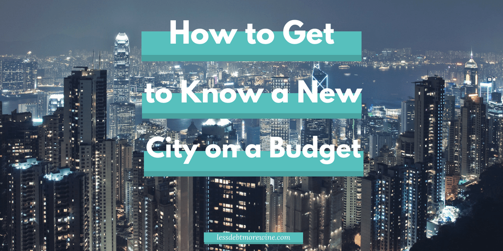 Moving to a new city can be pretty overwhelming, find out how you can get to know a new city without spending a fortune or busting your budget.