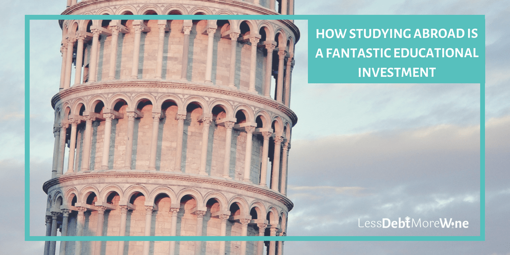 studying abroad | investment | educational investment | employment
