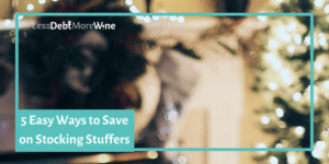 Great ideas to save on stocking stuffers this holiday season!