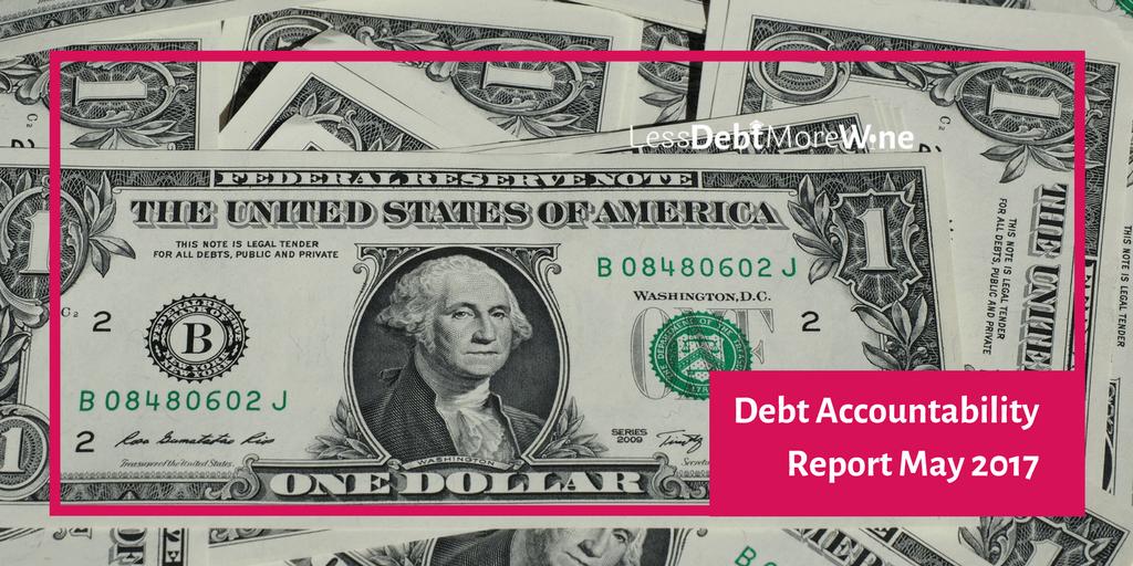 May 2017 debt accountability   money