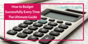 Super thorough post on how to budget Plus there is a Free How to Budget E-Guide