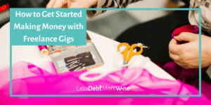 Freelance Gigs are growing like crazy, find out about how you can start side hustling today, plus a free side hustle strategies playbook!
