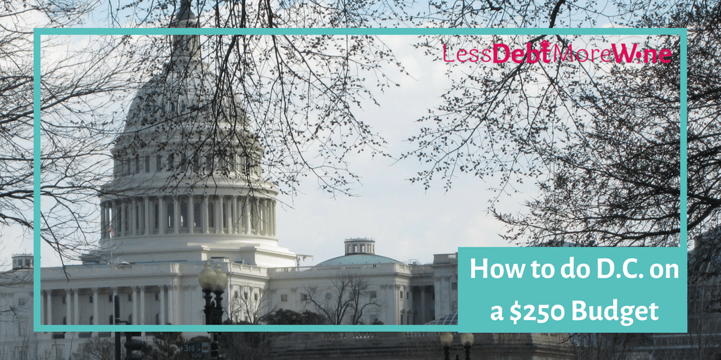 D.C. on a budget. Great ideas to save money in an expensive city.