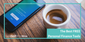 Great list of free personal finance tools, I hadn't heard of some of these