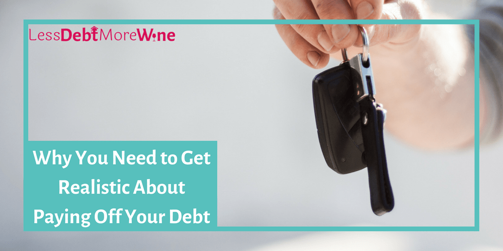 I've definitely lost focus on my debt repayment goals before, glad I'm not the only one, love the way she came up with a way to get out of the rut.