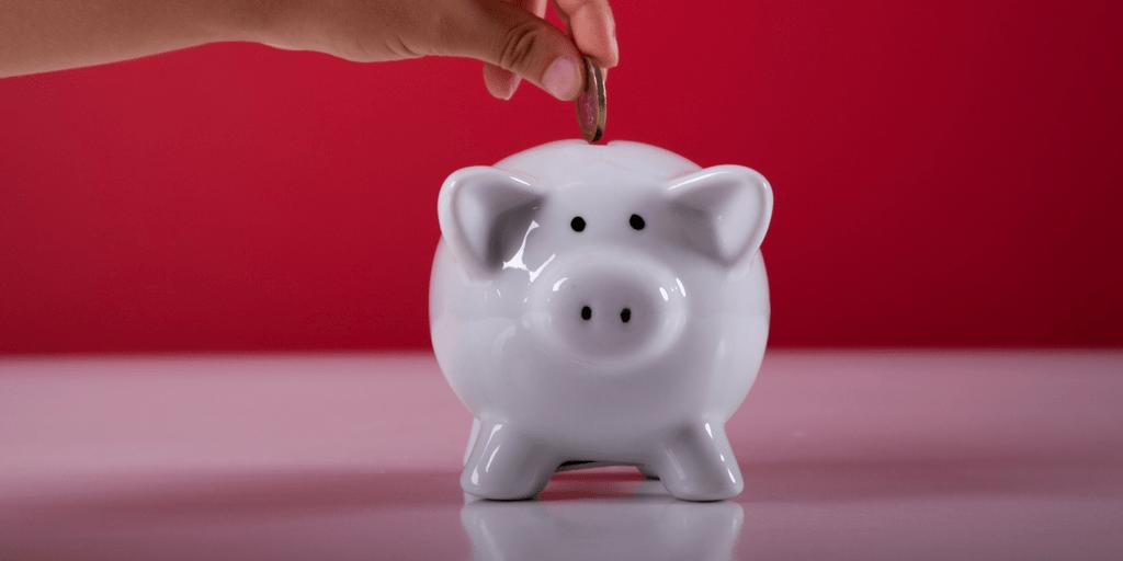 6 steps to build savings | easy ways to save money | money saving tips