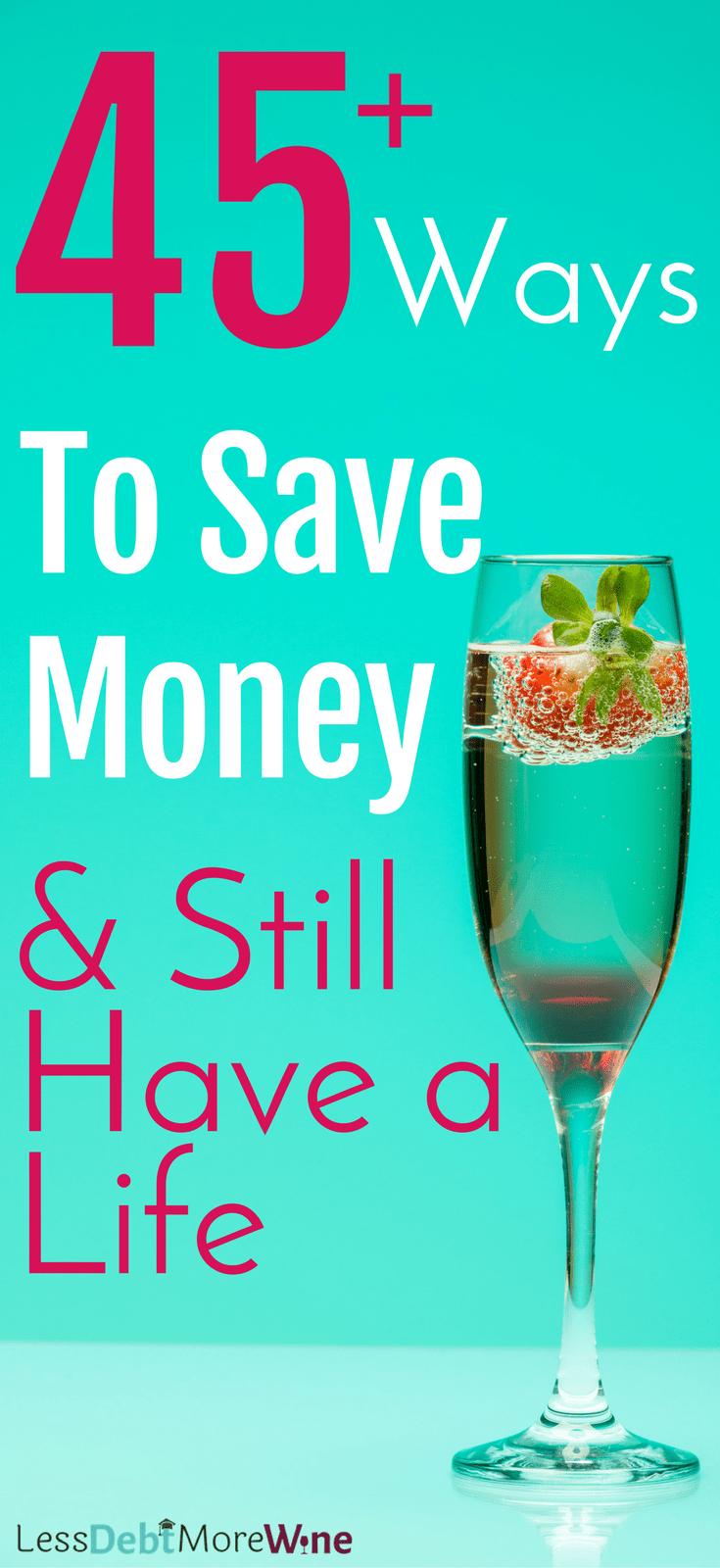 Money saving tips | save money | affordable living | frugal living