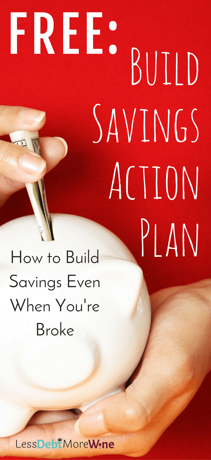 build savings | save money | personal finance tips | millennial money tips