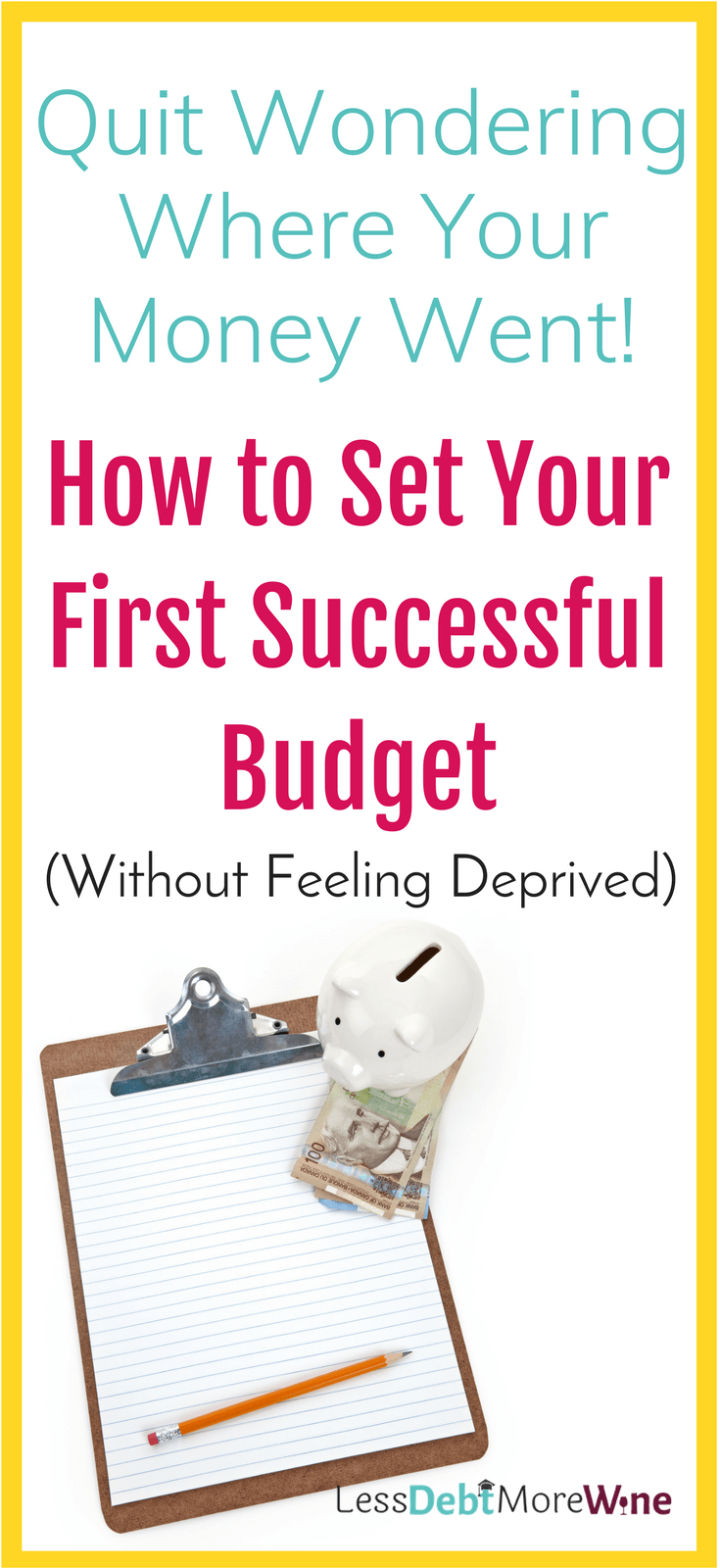 how to budget | budget printable | money management | personal finance tips