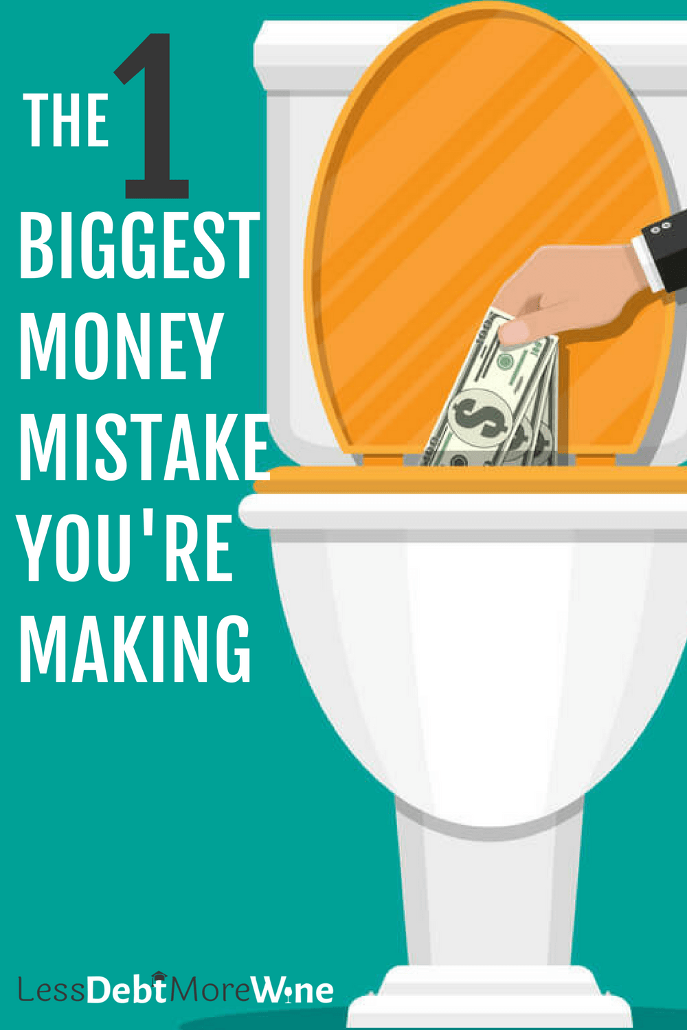 the one biggest money mistake you're making | budgeting requires being active | how to budget | personal finance tips | millennial money tips