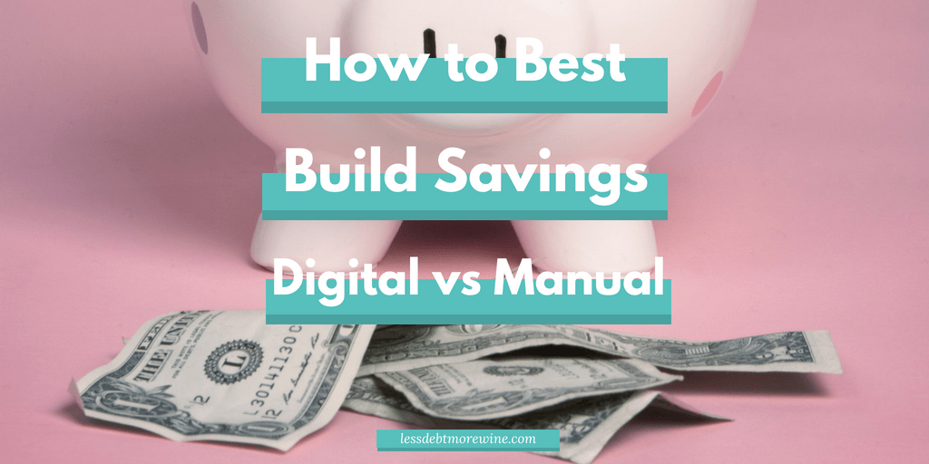 There are tons of ways to save money but which way is going to be right for you?