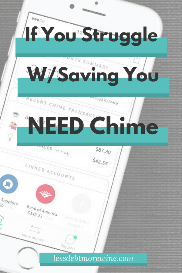 I signed up for Chime & am excited about becoming a member. My automatic savings using Chime is going to surpass my savings with Digit real fast.