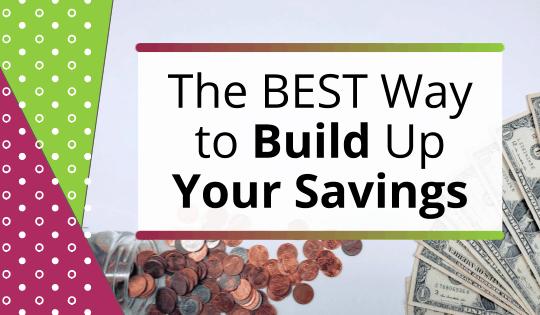How to Best Build Savings – Digital vs Manual